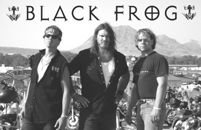 Black Frog picture